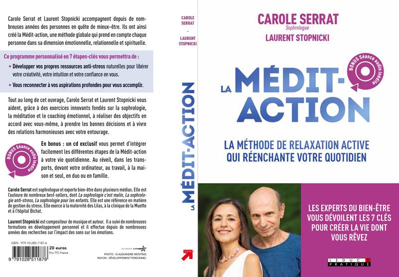 Carole Serrat - la médit action