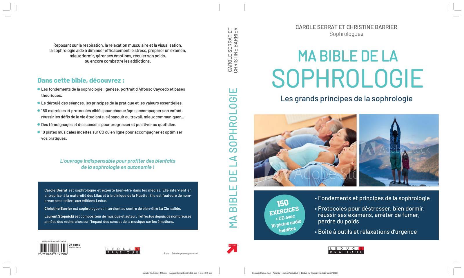 Carole Serrat - Bible Sophrologie