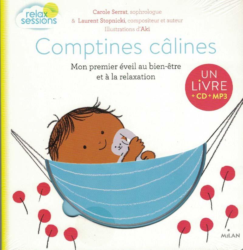 Carole Serrat - Comptines Calines