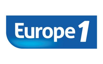 Ma séance de sophrologie sur Europe 1