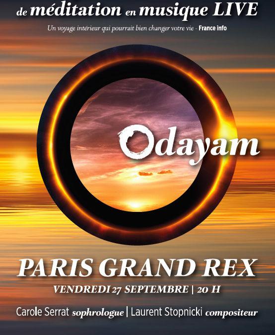ODAYAM – Grand REX