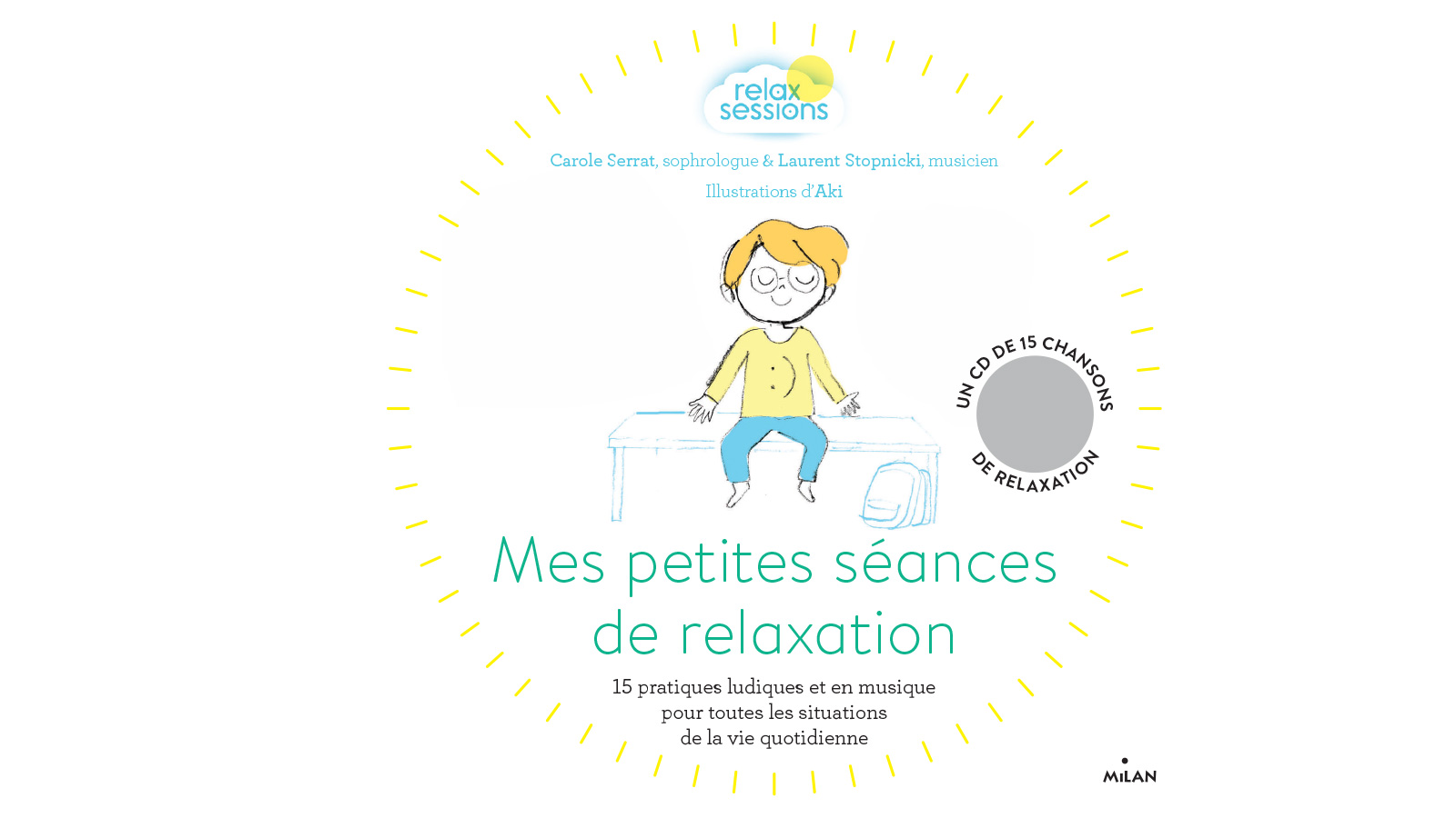 Carole Serrat - Programme Sophrologie pour les enfants