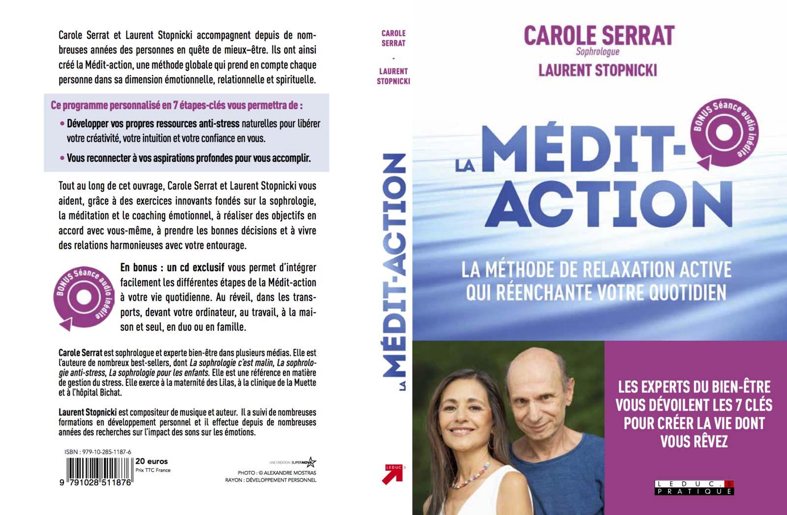 Carole Serrat - Médit action