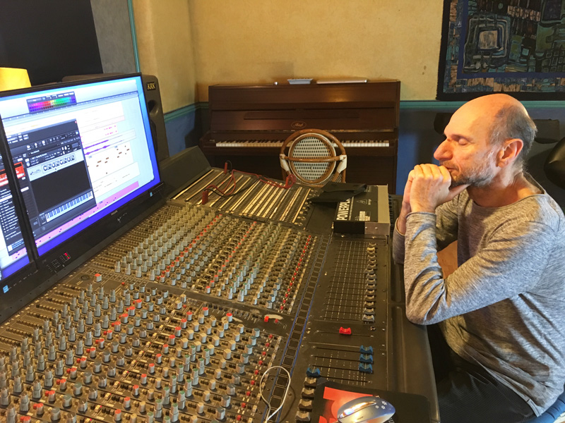Laurent Stopnicki - Musico Thérapie